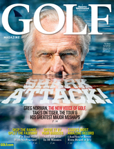 Golf Magazine Magazine Cover