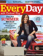 Every Day with Rachael Ray Magazine Cover