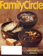 Family Circle Magazine Cover