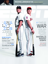 ESPN The Magazine Magazine Cover